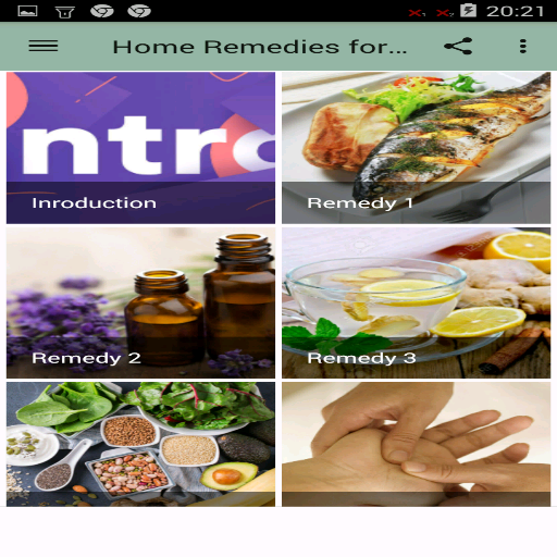 Home Remedies for Menstrual Cramps screenshots 1
