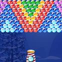 Bubble Shooter Christmas day icon
