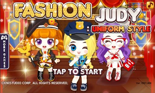 Fashion Judy: Uniform style