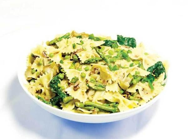 Spring Day Asparagus Pasta Recipe