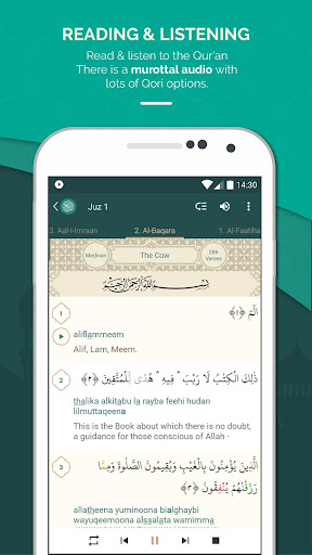 Quran English screenshot