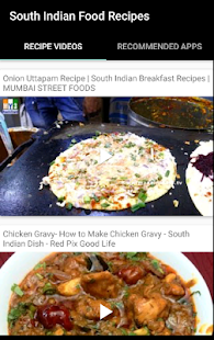 South indian food recipes android apps on google play south indian food recipes screenshot thumbnail forumfinder