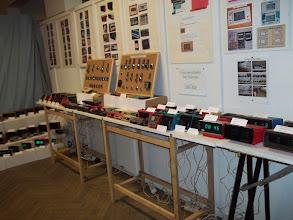 Photo: výstava digitálních hodinek