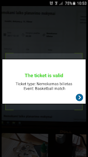 Paysera Tickets- screenshot thumbnail