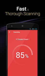 Antivirus Free-Mobile Security - screenshot thumbnail
