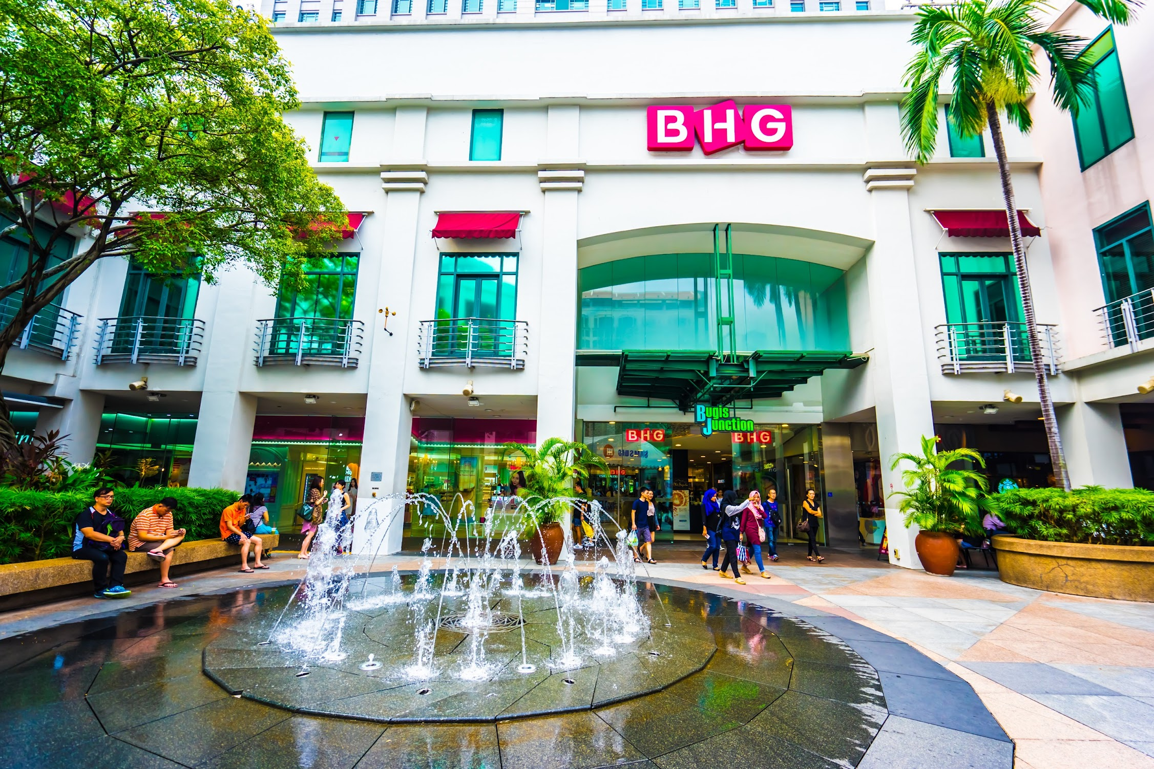 シンガポール ブギス・ジャンクション1