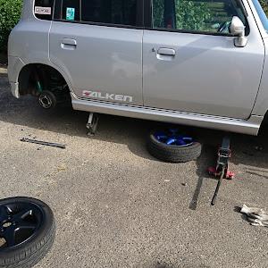 アルトラパン HE21S versionⅤ 4WDのカスタム事例画像 S6FR-sさんの2018年10月02日14:25の投稿