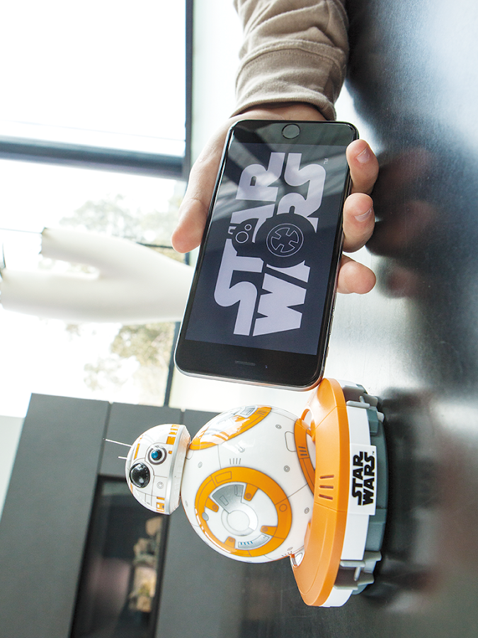 BB-8™ App Enabled Droid- screenshot