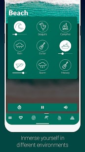 Atmosphere: Relaxing Sounds – Rain & Sleep sounds 4.2 MOD Apk Download 2