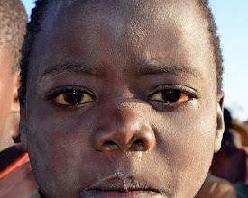Photo: Hluboké africké oči. Ulole