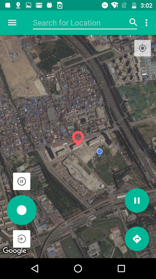 Fake GPS Location Spoofer- screenshot