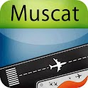 Muscat Airport + Radar (MCT) icon