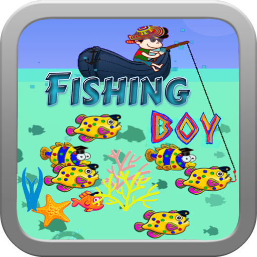 Fishing Boy-game for kid