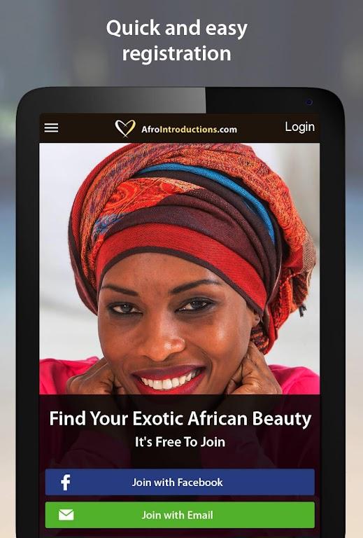 AfroIntroductions site de rencontre populaires applications de rencontres à NYC