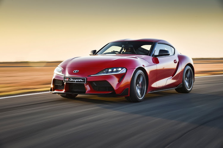 Toyota Supra Is A Japanese Legend Re Imagined For A New Generation
