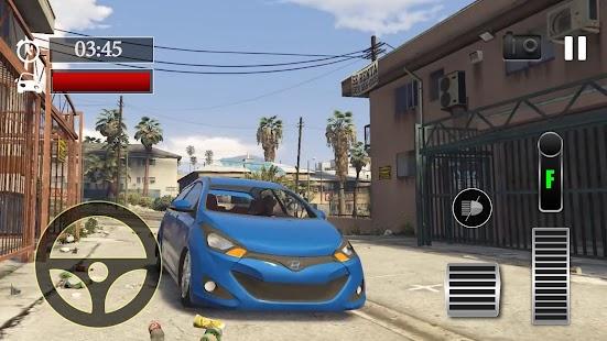 Car Parking Hyundai HB20 Simulator - náhled