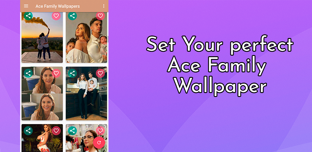 Ace Family Wallpapers 1.0 Apk Download