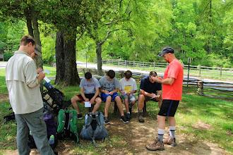 Photo: Packing List Game before hike