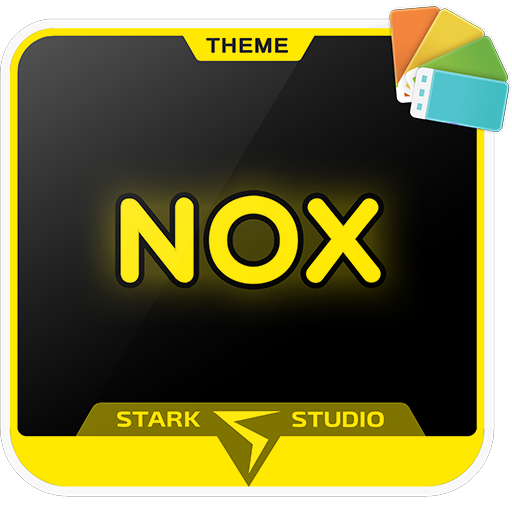 Theme Xp - NOX YELLOW