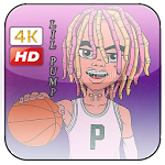 Lil Pump Wallpapers 4k Icon