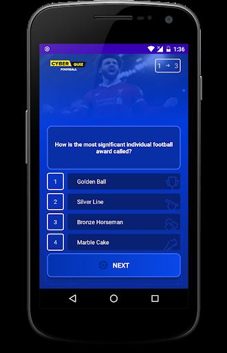 FootballQuiz 1.0.0.1-release screenshots 2