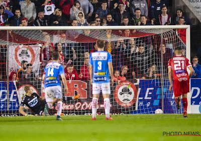 """Mouscron tient son nouveau tireur de penalty: """"C'est le coach qui choisit"""""""