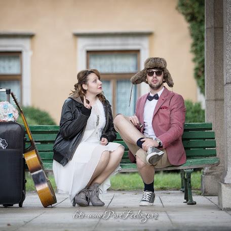 Wedding photographer Cosmin Serban (acserban). Photo of 08.06.2017