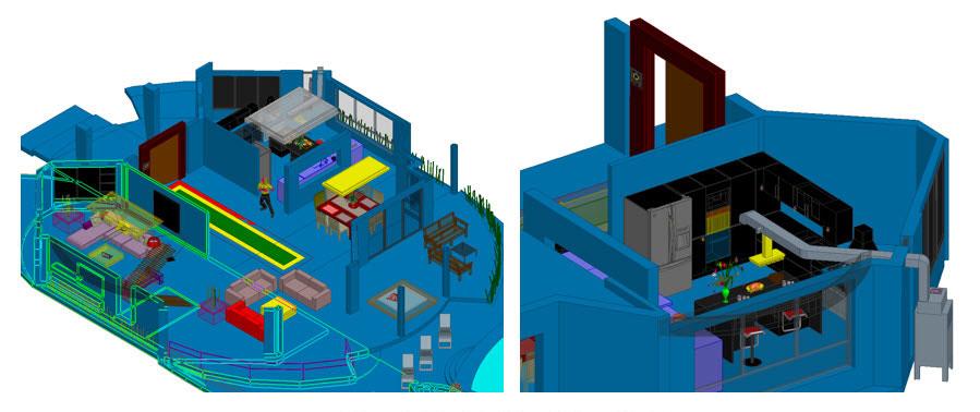 ANSYS Модель умного дома