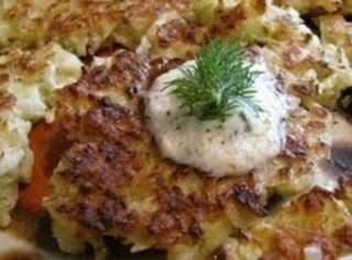 Deutsch Kohl Krapfen (german Cabbage Fritters) Recipe