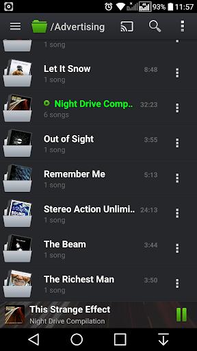 PlayerPro Music Player Trial screenshot 6