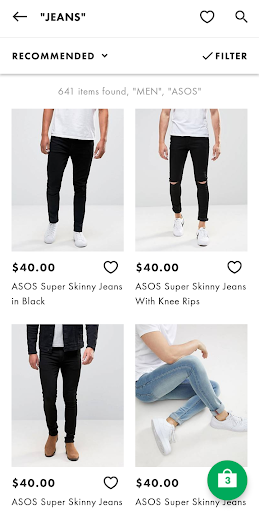 ASOS screenshot 3