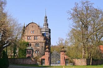 Photo: Schloß in Borken-Dillich, (c) Martina Sachs