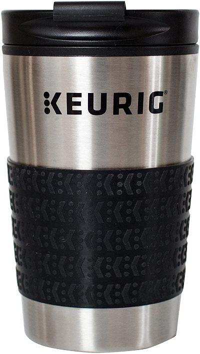 Keurig Travel Mug 12 Oz Fits K-Cup Pod Coffee Maker