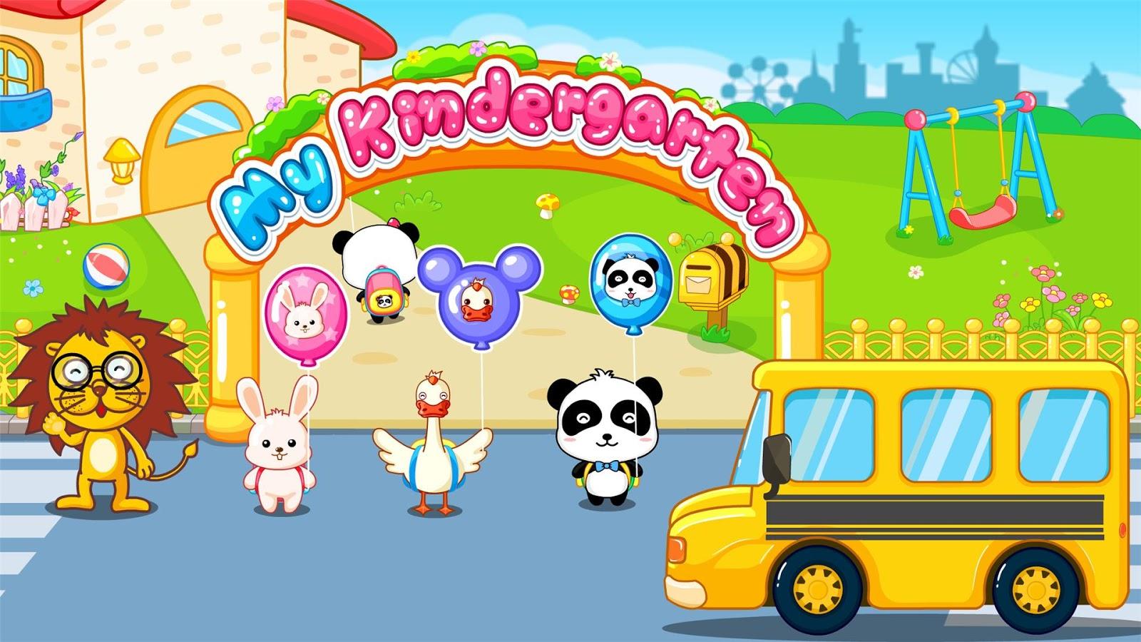 My Kindergarten - Panda Games- screenshot