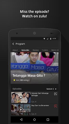 ZULU 2.2.3 screenshots 6