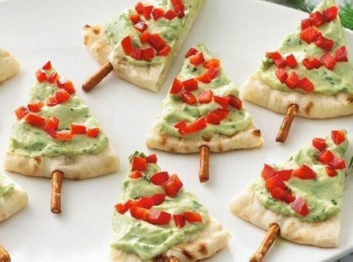 Pita Tree Appetizers Recipe