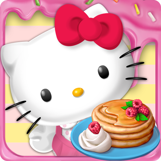 Jocuri Hello Kitty Food Town (.apk) descarcă gratuit pentru Android/PC/Windows
