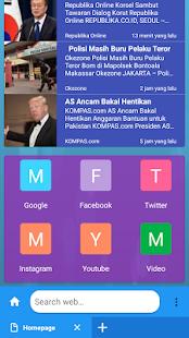 Hot Browser - NoAds (Bebas Tanpa Iklan) - náhled