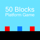 50 Blocks - Platform Game