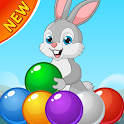 Bunny Bubble Shooter - Shoot and Pop Puzzle icon