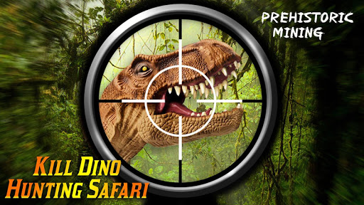 ディノ狩猟サファリを殺します
