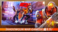 Shadowgun War Games - 最高級の5対5オンラインFPSモバイルゲームのおすすめ画像2