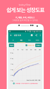 BabyTime (육아기록, 정보)- screenshot thumbnail