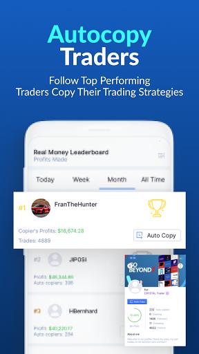 NAGA - Social Trading Stocks, Forex and Crypto  Paidproapk.com 3