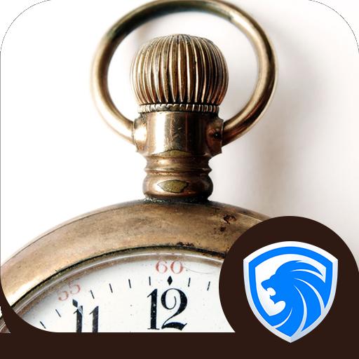 隱私衛士主題 - 經典復古表 個人化 App LOGO-硬是要APP