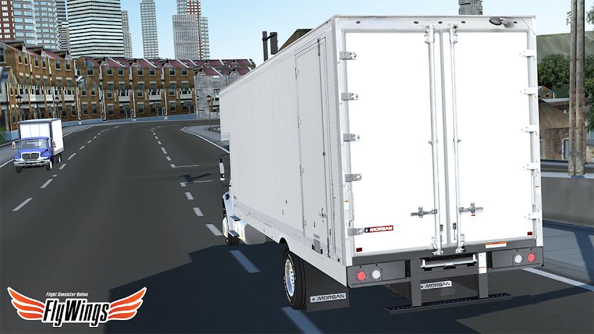 android Truck Simulator 2016 Free Game Screenshot 5
