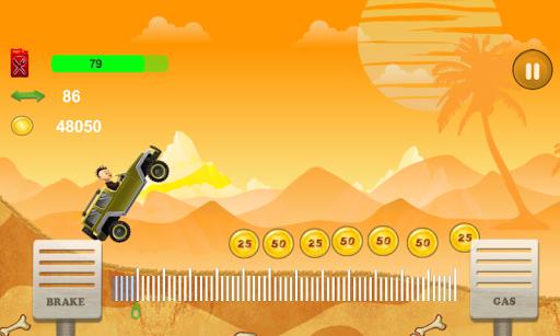 Ipin Offroad 4x4 Hill Racing 1.1 screenshots 3
