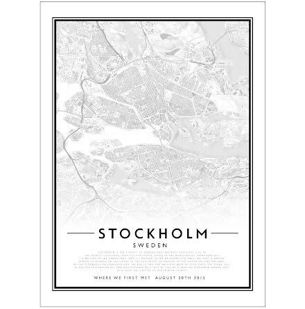 CITY MAP - STOCKHOLM