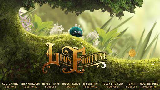Leo's Fortune  screenshots 1