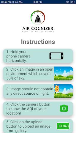 Air Cognizer 7.0 screenshots 2